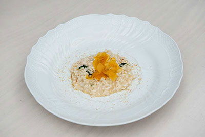 risotto-bottarga